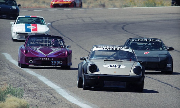 SouthWest MotorSport - Albuquerque: High-Performance Driving Class for One or Two at SouthWest MotorSport (Up to 54% Off)