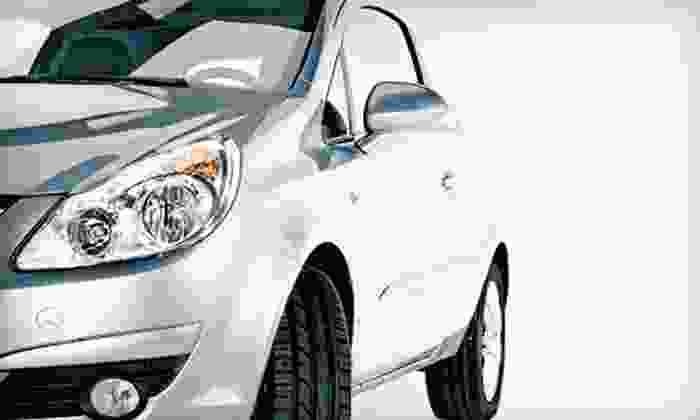 Eco Auto Care Park and Wash - Eco Auto Care : Eco-Friendly Exterior Auto Detail for a Car or SUV from Eco Auto Care Park and Wash (Up to 74% Off)