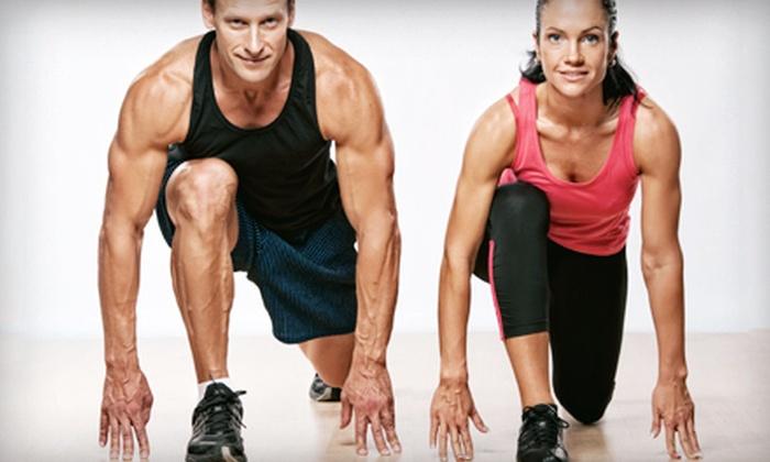 Dream Body Boot Camp - Kearny Mesa: $50 Toward Boot-Camp Fitness Classes