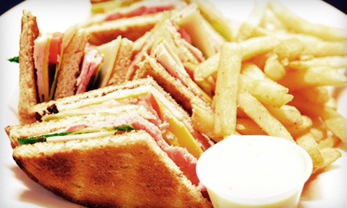 The Dubliner - Fremont: $15 for $30 Worth of Pub Food or Dinner for Four at The Dubliner (Up to 52% Off)