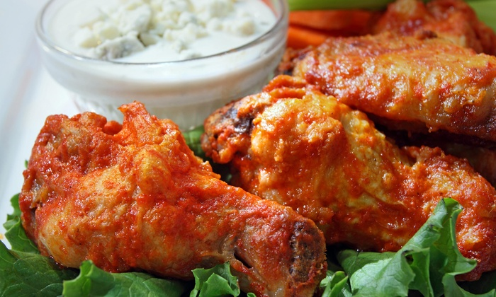 Wild Wing - Toronto: Up to 40% Off Cuisine  at Wild Wing