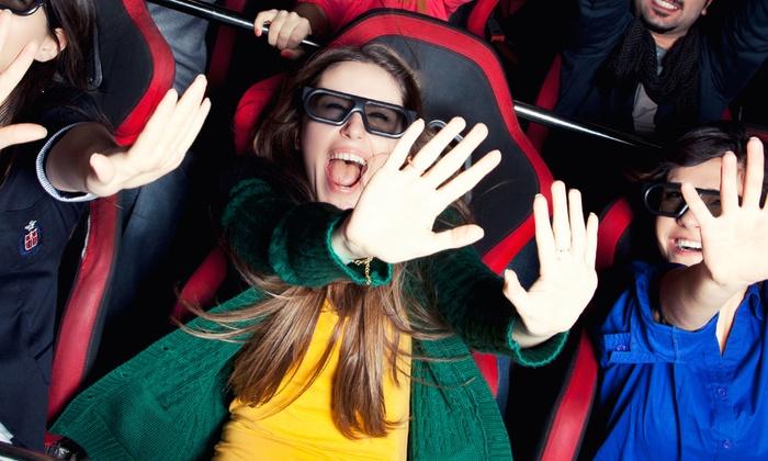 ImDeepXP** - Poughkeepsie Galleria: $15 for Two Virtual-Reality Rides at ImDeepXP ($30 Value)