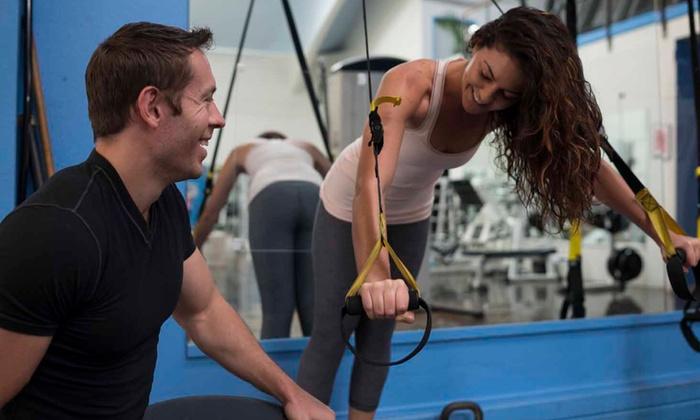 Personal Training with Luke Sholl - Los Angeles: Two Personal Training Sessions with Diet and Weight-Loss Consultation from Personal Training with Luke Sholl (70% Off)