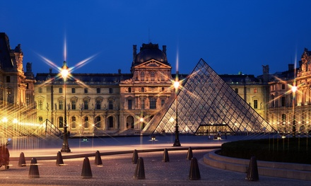 ✈ 6-Day Paris Vacation with Airfare from Great Value Vacations. Price per Person Based on Double Occupancy.