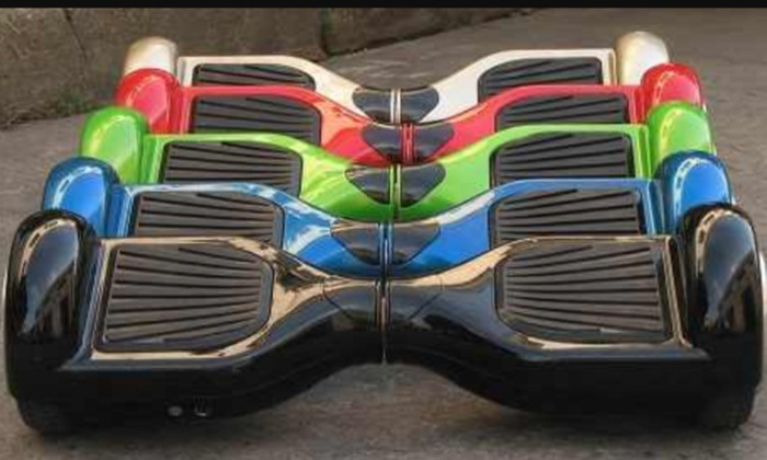 Ride a glider - New York City: $216 for $400 Worth of Outdoor Toys — Ride a glider