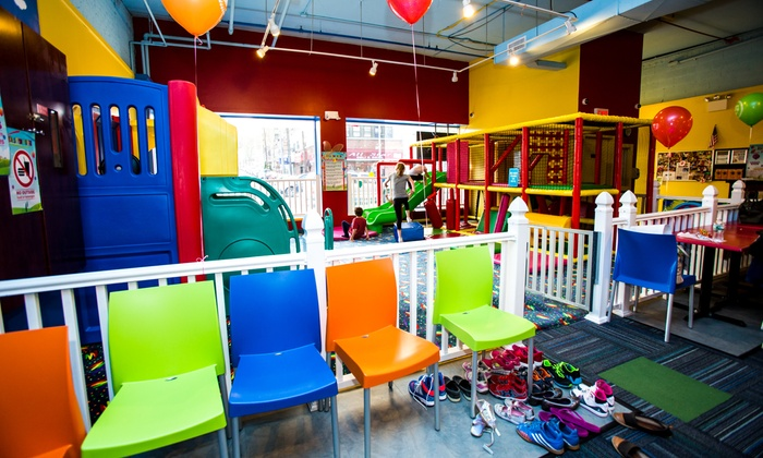 Kids Fun House - Ridgewood: Three-Month Membership or 5 or 10 Groupons, Each Good for an Open-Play Session at Kids Fun House (50% Off)