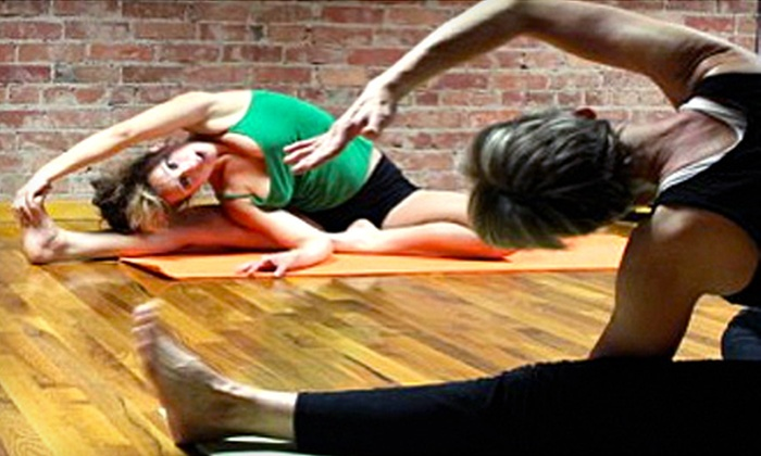 Ypsi Studio - Ypsilanti: 10 or 20 Group Fitness Classes at Ypsi Studio (Up to 67% Off)