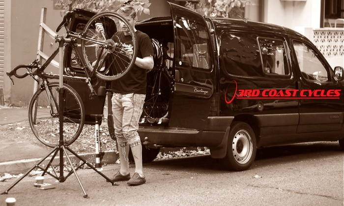 3rd Coast Cycles - Chicago: Bike Tune-Up at 3rd Coast Cycles - In Home Bicycle Repair (45% Off)