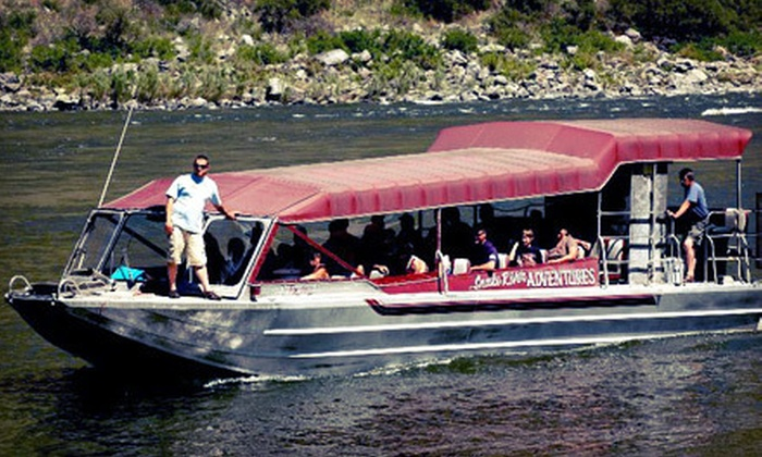 Snake River Adventures - Lewiston: $75 for a Nine-Hour Jet-Boat Tour with Breakfast and Lunch from Snake River Adventures (Up to a $155 Value)