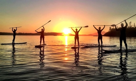 Kayak or Standup-Paddleboard Rental at Kayak Connection (Up to 43% Off). Four Options Available.