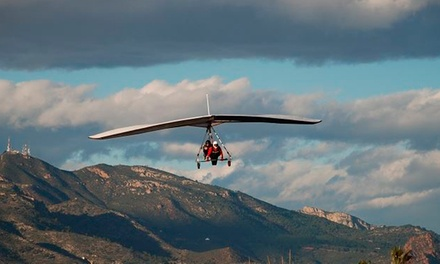 Vuelo tándem sin motor en ala delta para 1 o 2 personas desde 39,90 € con Sky Gliding