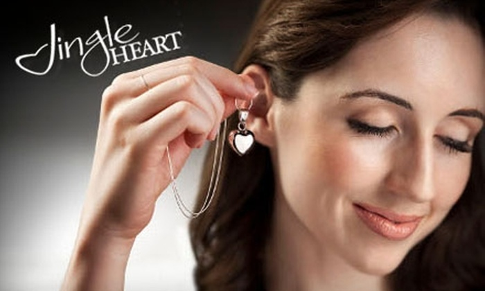 Jingle Heart: $30 for $60 Worth of Jewelry from Jingle Heart