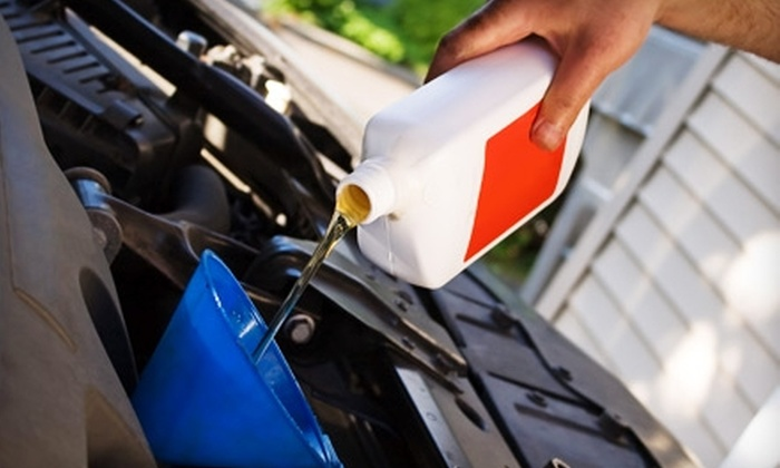 "Don Chalmers Ford - Multiple Locations: $19 for ""The Works Package"" Full-Service Oil Change at Don Chalmers Ford"