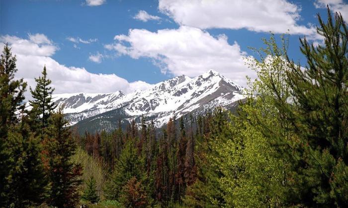 Summit Mountain Rentals - Beaver Creek Village: Two- or Three-Night Stay at Summit Mountain Rentals in Breckenridge, CO