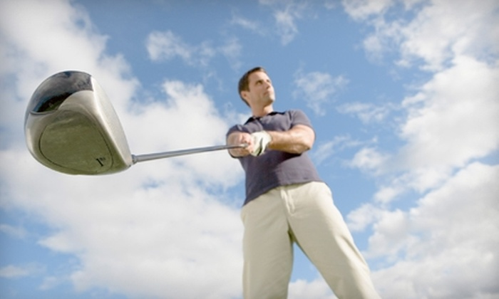 Dave Bruno School of Golf - Watsonville: $55 for a 60-Minute Private Golf Lesson at Dave Bruno School of Golf in Watsonville ($125 Value)