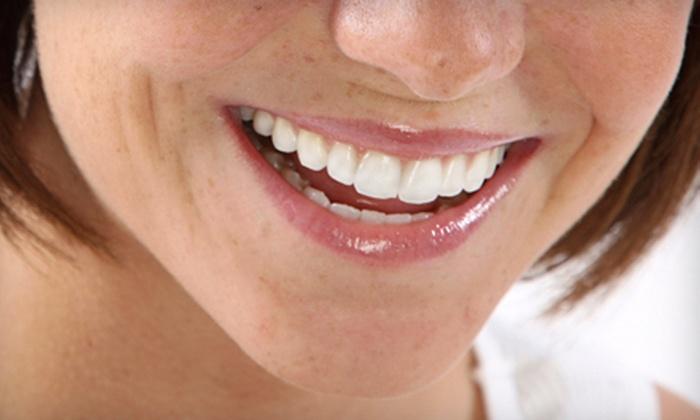 Organic Smiles - SW Portland,Multnomah: $99 for One Self-Applied Premium 60-Minute Teeth-Whitening Treatment at Organic Smiles ($245 Value)