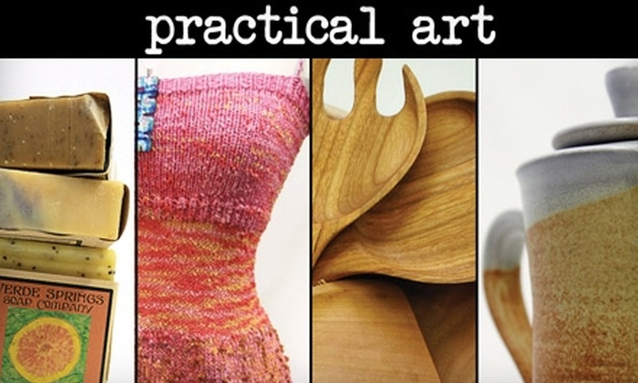 Practical Art - Alhambra: $20 for $40 Worth of Locally Hand-Crafted Housewares, Crafts, and More at Practical Art