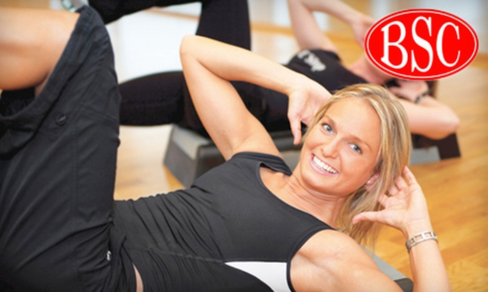 Boston Sports Clubs - Multiple Locations: $24 for a 30-Day Passport Membership to Boston Sports Clubs ($49 Value)