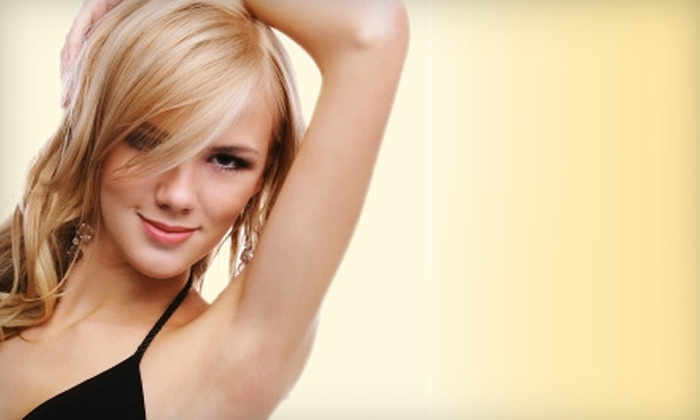 Blush Skin Studio - Kern Place: $20 for $45 Worth of Spa and Waxing Services at Blush Skin Studio