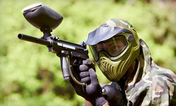 Two Chicks Paintball - Livermore: All-Day Paintball with Equipment ($25 Value)