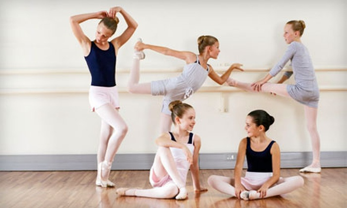 In The Spotlight Dance Center - Woodward Park: One Drop-in Class or One Month of Kids' Dance Classes at In the Spotlight Dance Center