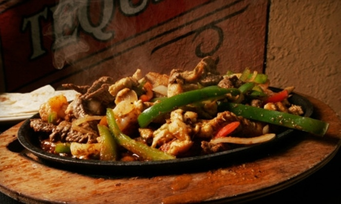 Cha Cha's Cantina - Shockoe Slip: $10 for $20 Worth of Fine Mexican Fare at Cha Cha's Cantina