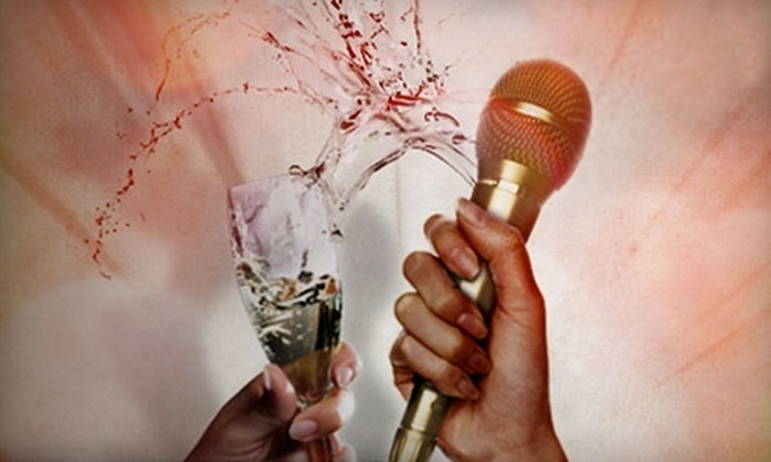 Nemo NYC - New York: $30 for One Hour of Private Karaoke for Three and Three Menu Items at Nemo NYC (Up to $60 Value)