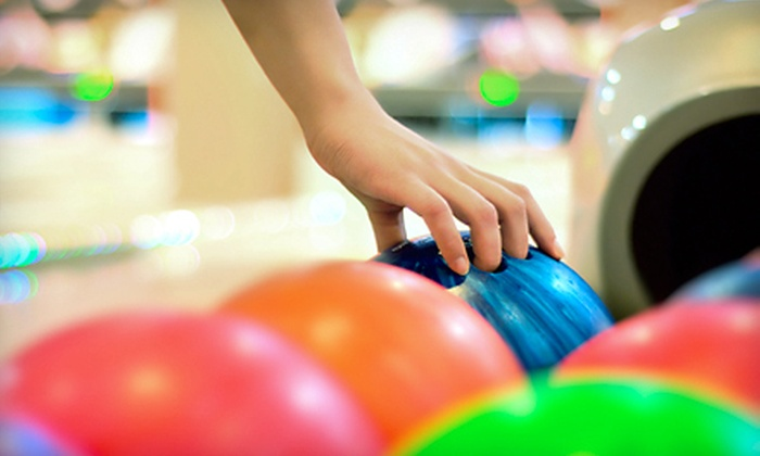 Kenmore Lanes - Kenmore: Three Games of Bowling with Rental Shoes for Two or Four at Kenmore Lanes (Up to 53% Off)
