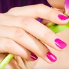 Up to 52% Off Shellac Manicures