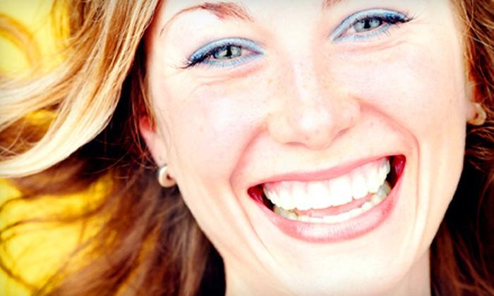 Smith-Brauer Dentistry - Castleton: $139 for a Zoom! Teeth-Whitening Session at Smith-Brauer Dentistry ($495 Value)