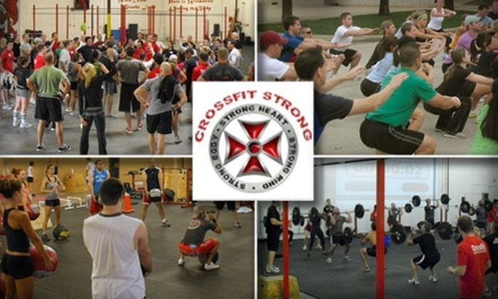 CrossFit Strong - Fort Worth: $59 for One-Month Membership to CrossFit Strong