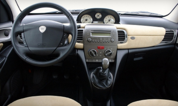 Top Class Auto Detailing - Plainville: $32 for a Top Class Interior Detail for a Regular-Size Car at Top Class Auto Detailing in Plainville ($65 Value)