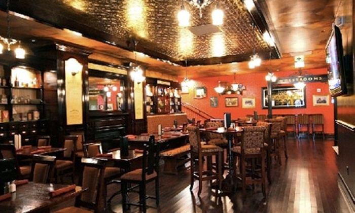 Katie Mullen's Irish Restaurant and Bar - Denver: $15 for $30 Worth of Traditional Irish and American Cuisine and Drinks at Katie Mullen's Irish Restaurant and Bar
