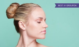M Spa and Skincare: One, Three, or Five Anti-Aging Microcurrent Treatments with Firming Masks at M Spa and Skincare (Up to 60% Off)