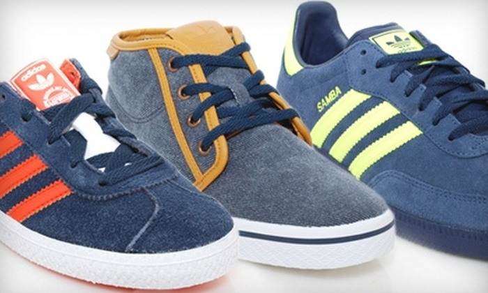 Sportie LA San Diego - San Diego: $25 for $50 Worth of Shoes and More at Sportie LA San Diego