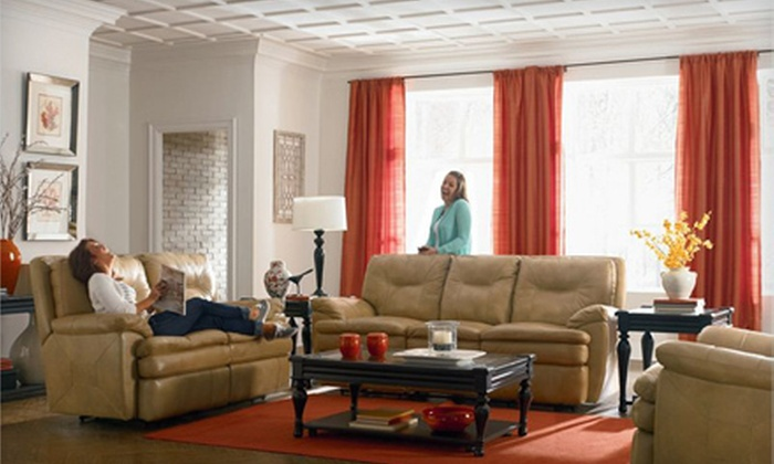 Standard Furniture - Multiple Locations: Furniture at Standard Furniture (Up to 56% Off). Two Options Available.
