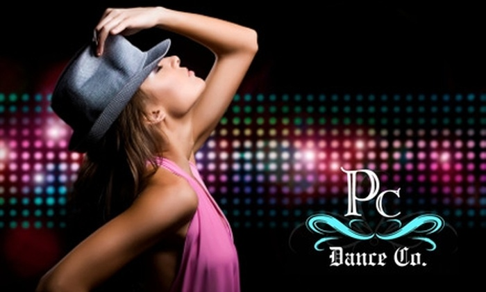 PC Dance Company - Tulsa: $15 for Six Zumba Classes ($30 Value) or $22 for One Month of Classes ($45 Value) at PC Dance Company