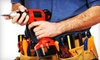 Hammond contracting services lic - Hammond Contracting Services: Two or Three Hours of Handyman Services from Hammond Contracting Services (Up to 69% Off)