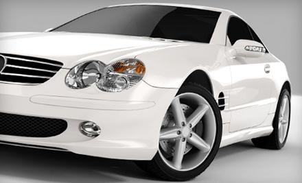 Silver Detail ($125 value) - European Motorcars in Urbandale