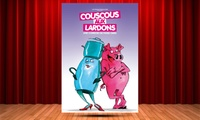 """1 place en catégorie 1 pour """"Couscous aux lardons"""", dates au choix à 9,90 € au Théâtre de Montorgueil"""