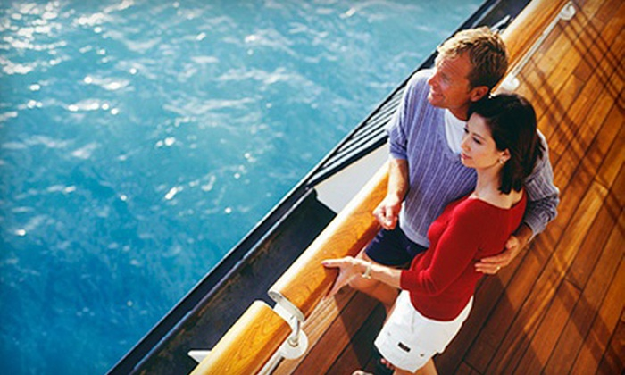 Allen Batista Travel - New York Skyport Marina: Themed Dinner Cruise with Live Entertainment for One or Two from Allen Batista Travel (Up to 59% Off)