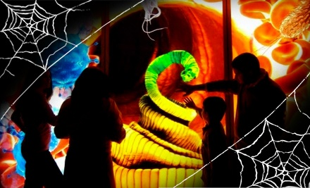 1 Exhibition Admission (Up to a $15.75 Value) - Liberty Science Center in Jersey City