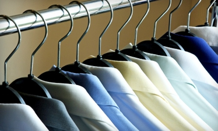 Martinizing Dry Cleaning - Multiple Locations: $10 for $20 Worth of Dry Cleaning at Martinizing Dry Cleaning. Two Locations Available.