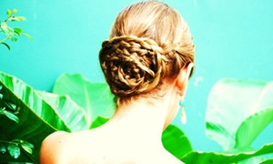 Paty Bradley's Hairstyle: $40 for $90 Groupon — Paty Bradley's Hairstyle