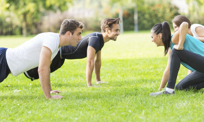 Rise Up Fitness - Washington DC: Five Boot-Camp Classes at Rise Up Fitness (64% Off)