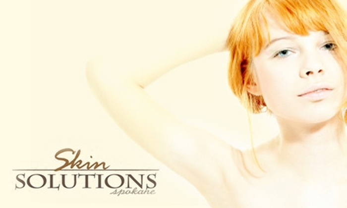Spokane Skin Solutions - Cliff Cannon: $99 for Six Laser Hair-Removal Treatments at Skin Solutions Spokane