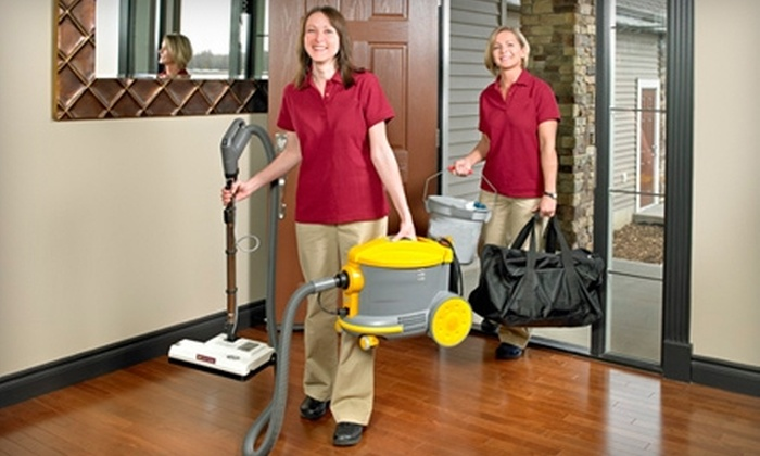Golden Maid - Underwood Avenue: $50 for Two Hours of Housecleaning ($120 Value) from Golden Maid