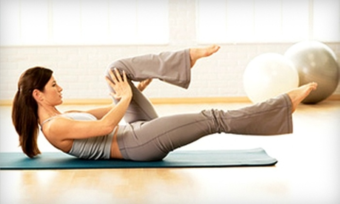Pilates South Texas - Washington Ave./ Memorial Park: $25 for 10 Mat Classes at Pilates South Texas (Up to $180 Value)