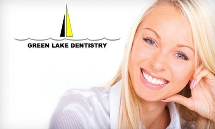 Green Lake Dentistry - Greenwood: $49 for a Complete Dental Examination, Cleaning, and X-rays at Green Lake Dentistry ($149 Value)