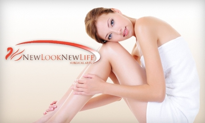 New Look New Life Surgical Arts - Multiple Locations: Cosmetic Procedures at New Look New Life Surgical Arts. Choose from Three Options.